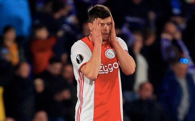 Getafe derrota 2-0 al Ajax y se acerca a octavos de la Europa League - Ajax partido Getafe Europa League