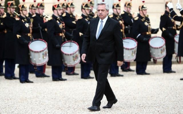 Alberto Fernández advierte que Argentina no puede cumplir con su deuda - Foto de EFE