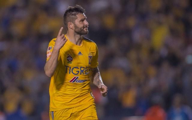 Tigres goleó a Chivas en el Universitario - Foto de Mexsport