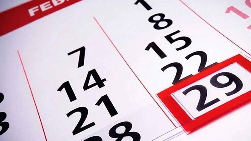 Cinco millones de personas festejarán su cumpleaños este 29 de febrero - cumpleaños este 29 de febrero