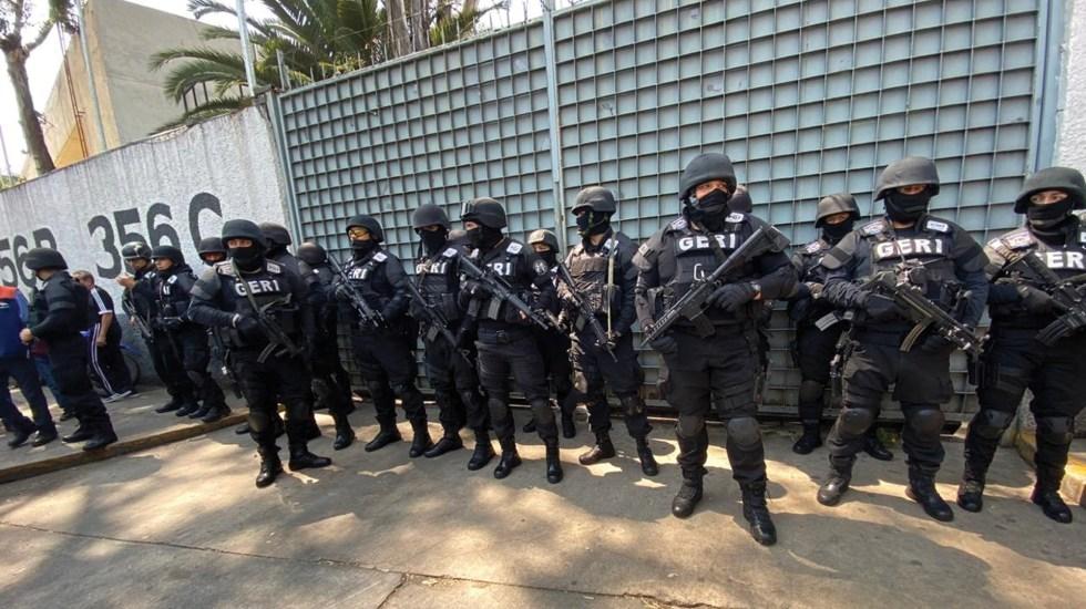 Arriban a la Fiscalía Antisecuestro presuntos secuestradores y homicidas de Fátima - Foto de López-Dóriga Digital