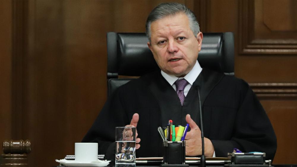 """""""Jueces federales actúan con independencia y autonomía"""": Arturo Zaldívar tras reclamos de AMLO - Arturo Zaldivar"""