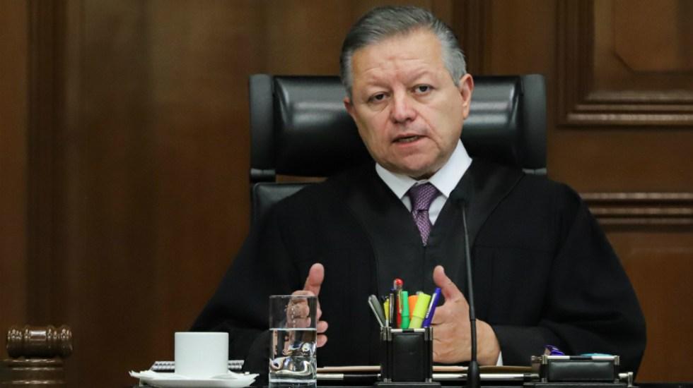 Independencia del Poder Judicial es esencial para la democracia en México: Zaldívar - Arturo Zaldivar