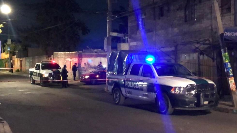 Asesinan a pasajera de Uber en presunto ataque directo en Tláhuac - El asesinato ocurrió ayer miércoles, minutos después de las 19:00 h, cuando el Uber circulaba en la calle Adalberto Tejeda, colonia Los Olivos