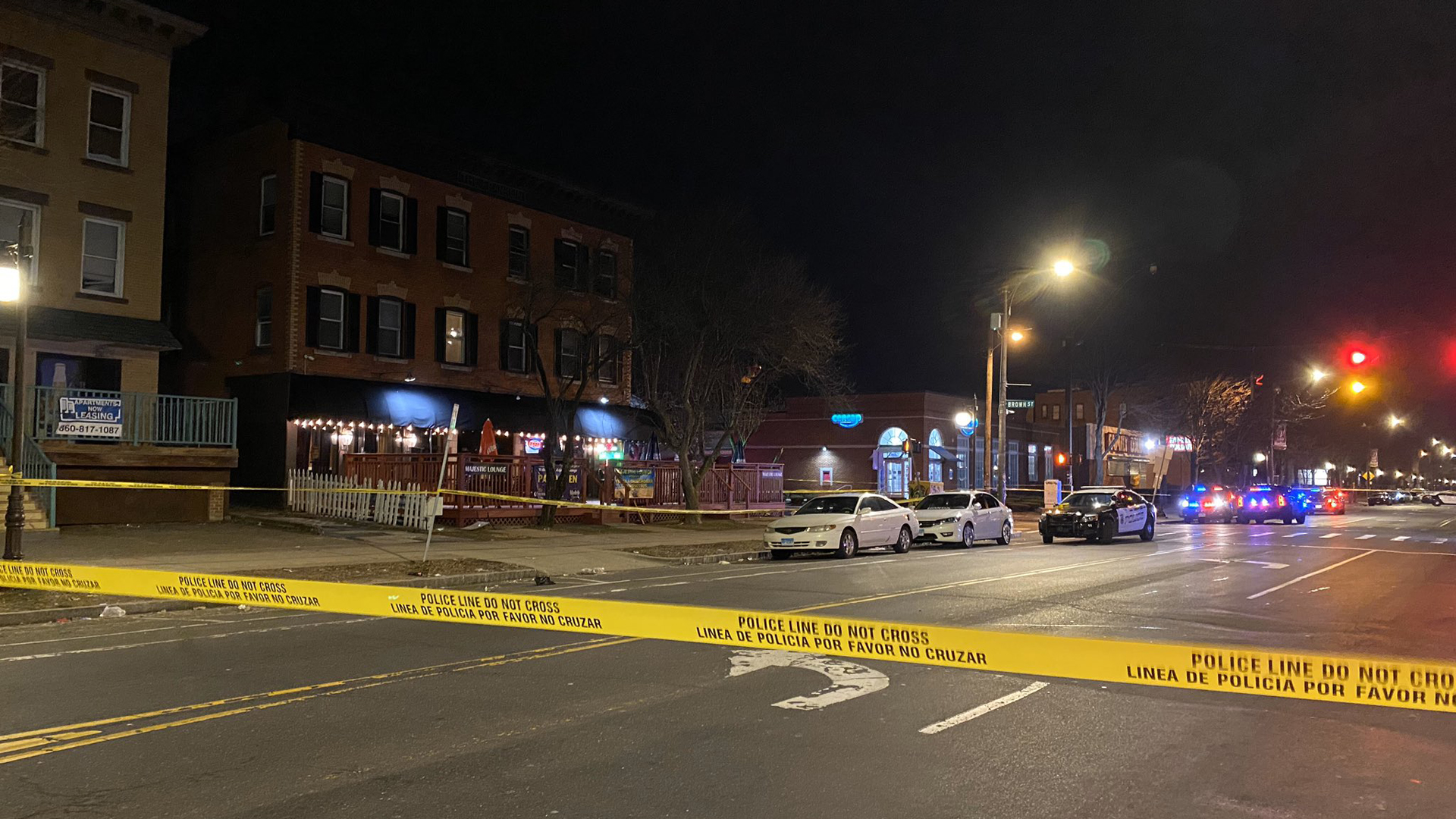 Un muerto, cuatro heridos en club de Connecticut