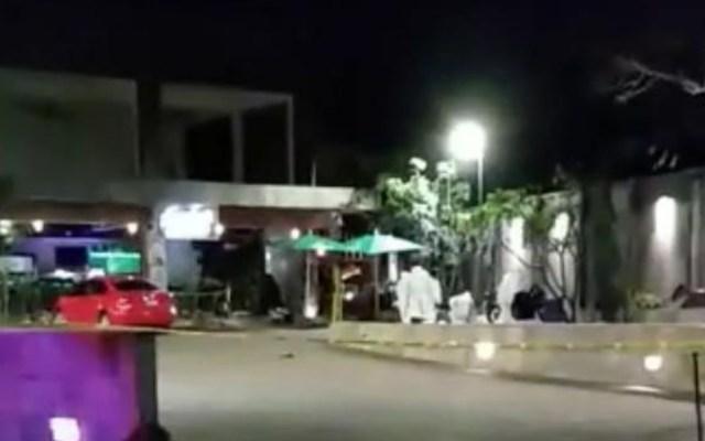 Balacera en bar de Cuernavaca deja dos muertos - Balacera bar Cuernavaca Morelos