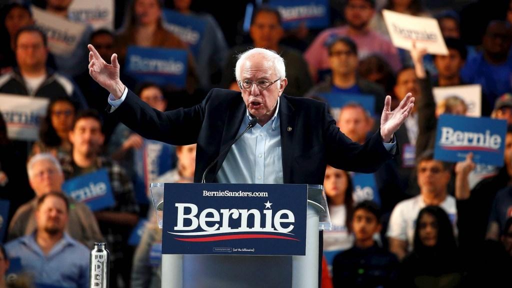Trump asegura que Partido Demócrata no dejará que Sanders gane la candidatura - Bernie Sanders Estados Unidos Nevada