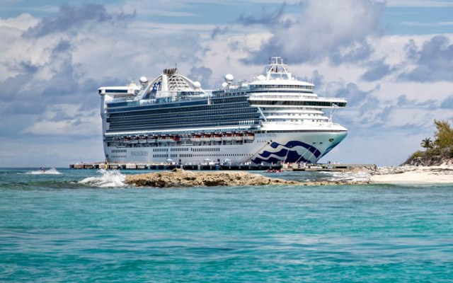 Llega a EE.UU. crucero con brote gastrointestinal en 300 personas - Foto de Princess Cruises