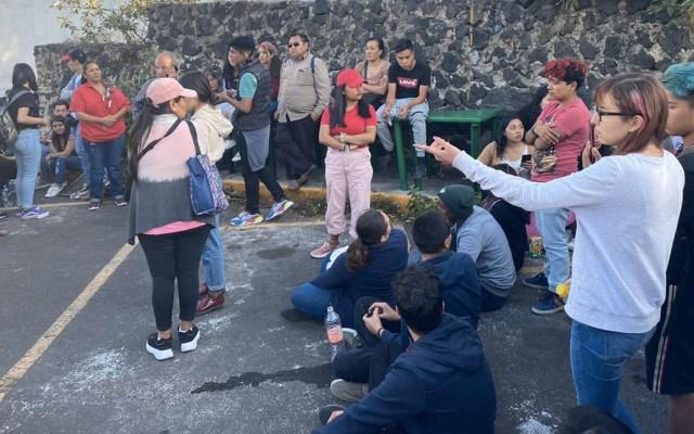 Enfrentamiento en CCH Sur deja al menos cuatro lesionados - CCH Sur tensiones enfrentamientos