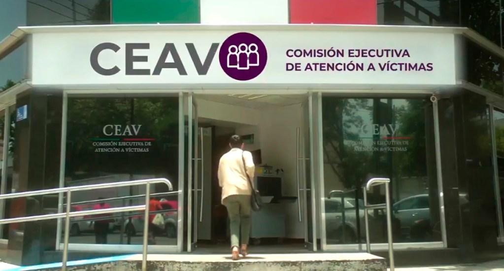 Decreto de austeridad no afectará rubros de derechos humanos: Herrera sobre CEAV - CEAV. Captura de pantalla