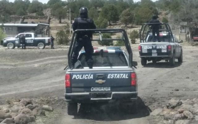 Abaten a seis presuntos delincuentes en Ciudad Juárez, Chihuahua - Operativo en Chihuahua., archivo. Foto de CES Chihuahua