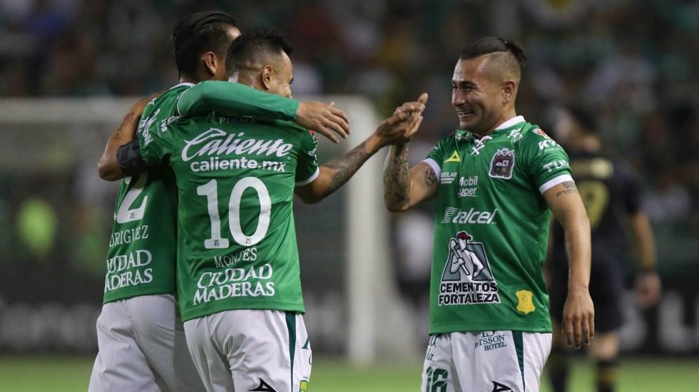 León vence a LAFC en la ida de octavos de Liga de Campeones de Concacaf - Club León LAFC Los Ángeles Concacaf