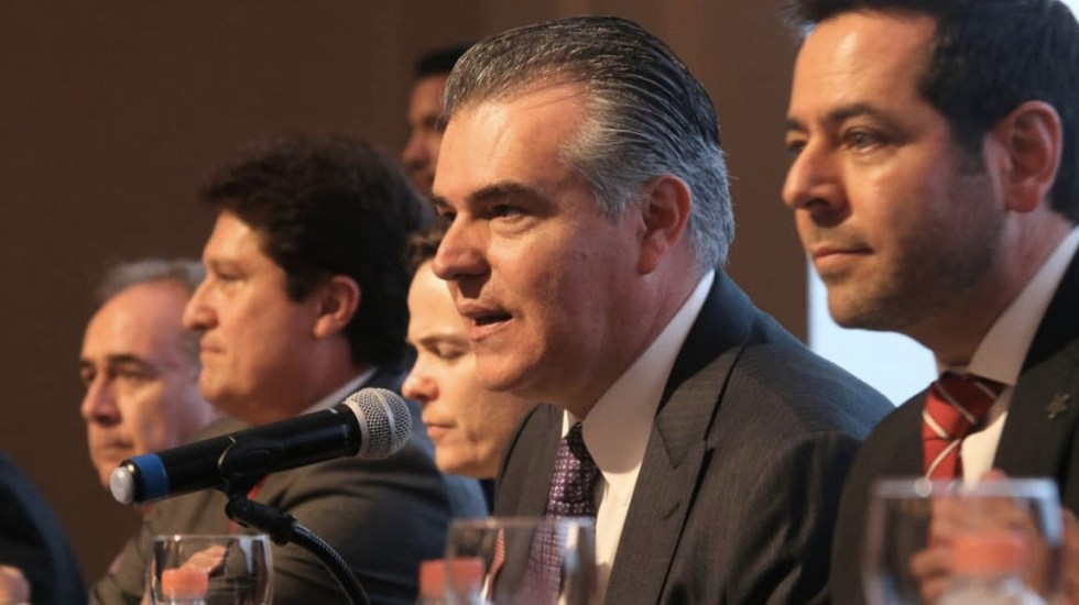 Reeligen a Francisco Cervantes Díaz como presidente de Concamin - Concamin presidente Cervantes Díaz 2