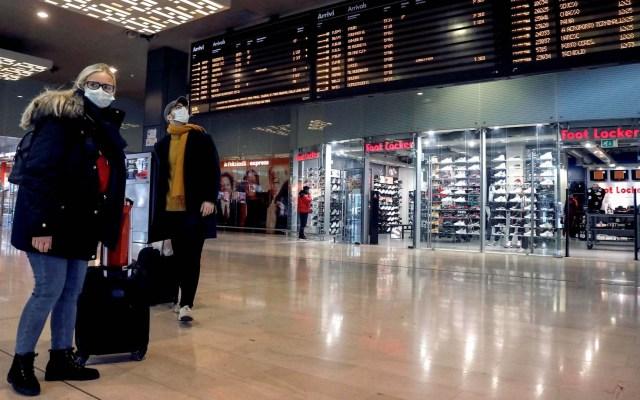 EE.UU. eleva Alerta de Viaje a Italia por brote de COVID-19 - Coronavirus Covid-19 terminal Italia