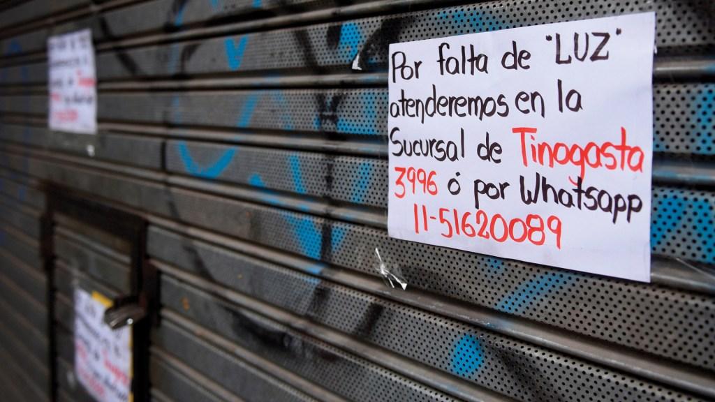 Apagones afectan a Buenos Aires en medio de ola de calor - Foto de EFE