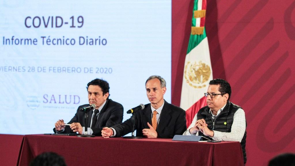 Se confirma tercer caso de COVID-19 en México - COVID-19