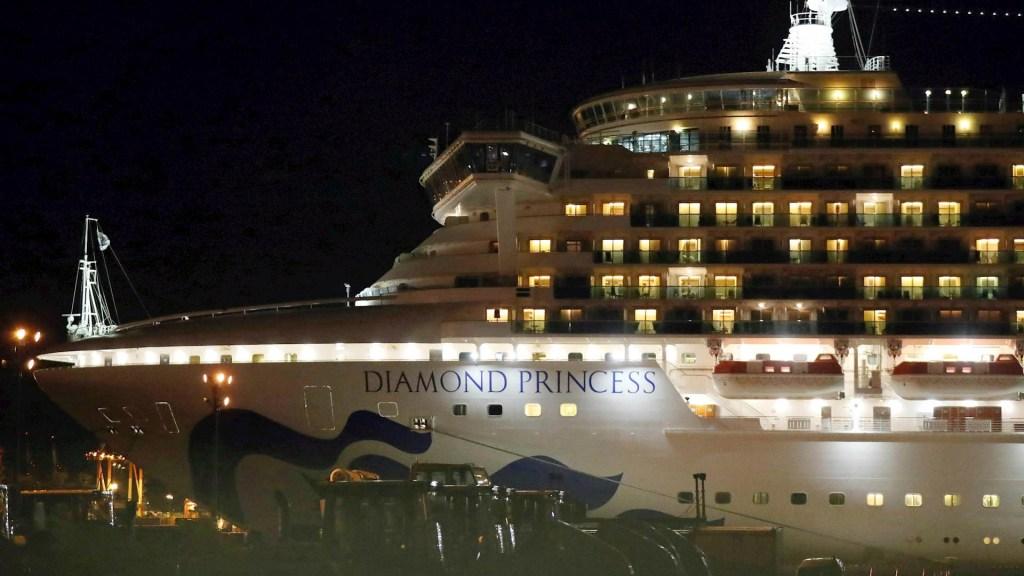 Pasajeros que bajaron del Diamond Princess recibieron certificado que están libres de Covid-19 - Crucero Diamond Princess Yokohama Japón