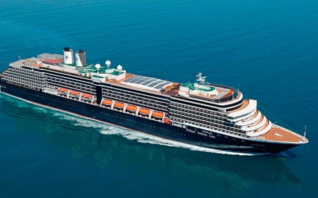 Tailandia niega desembarco a crucero por posible caso de coronavirus - Crucero Westerdam. Foto de Holland America Line
