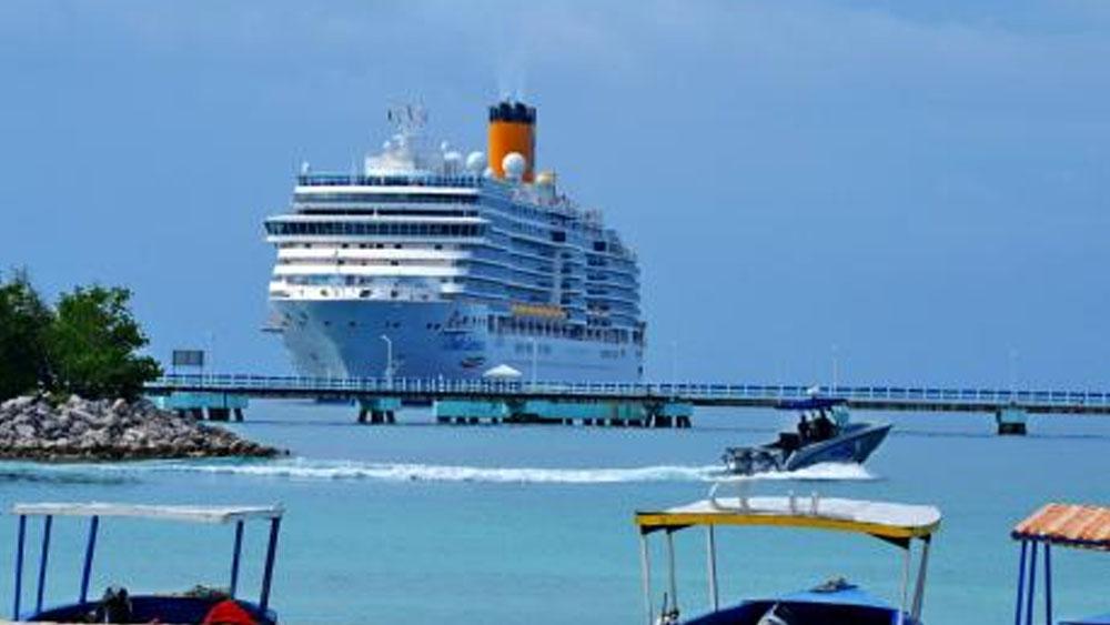 Prohíben desembarcar a italianos de crucero en Jamaica - Prohíbe desembarcar a italianos de crucero en Jamaica