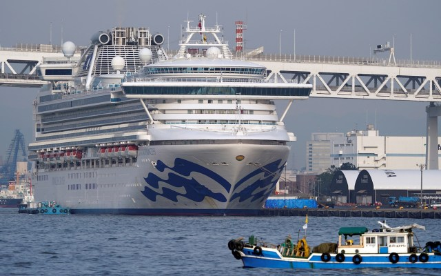 Australia anuncia primera muerte por nuevo coronavirus - Crucero Japón Diamond Princess Cuarentena