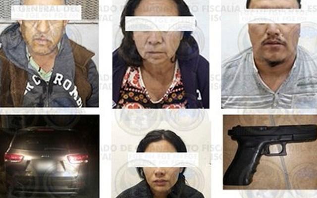 Concluye audiencia de la esposa de 'El Marro'; es legal su detención - FGR concluye audiencia de la esposa de 'El Marro'; califica de legal su detención
