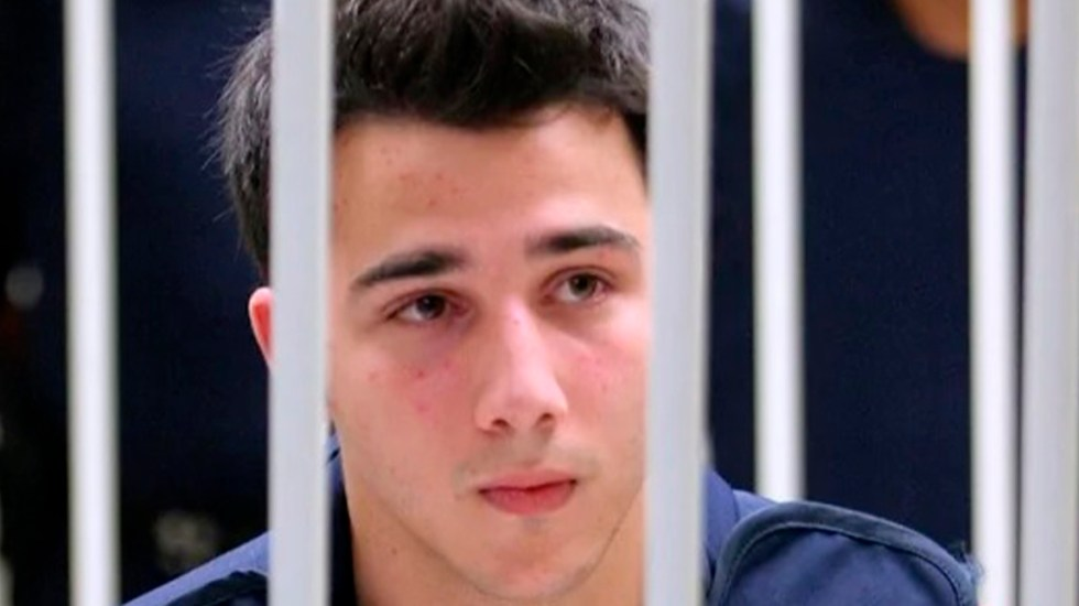 Fiscalía de Nuevo León defenderá sentencia contra Diego Santoy - Diego Santoy. Foto de EFE