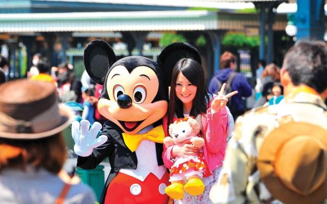 Disneyland Tokio cerrará dos semanas por COVID-19 - Foto de EFE