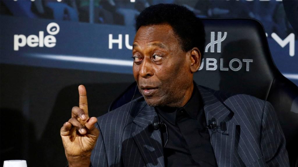 """Pelé sufre """"cierta depresión"""" por problemas de salud, afirma su hijo - Pelé sufre"""