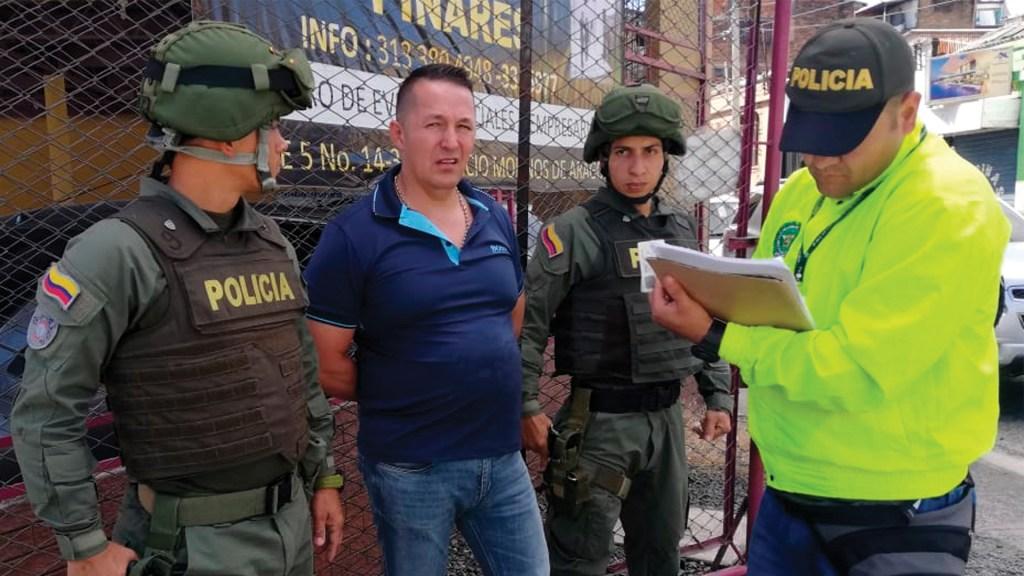 Detienen al más importante traficante de heroína de Colombia - Foto de EFE