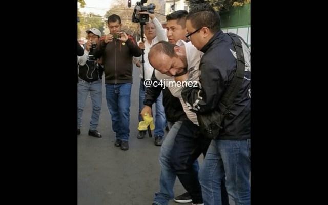 Detienen a 'El Yahir', presunto miembro de La Unión Tepito - El Yahir detenido Ciudad de México La Unión Tepito