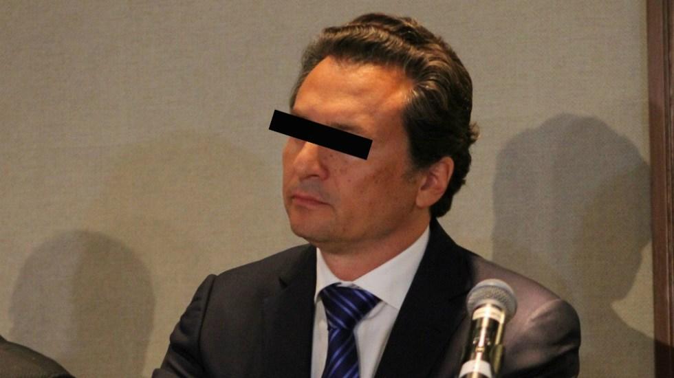 AMLO pide que juicio a Emilio Lozoya sea asunto de tribunal ciudadano - Foto de Notimex