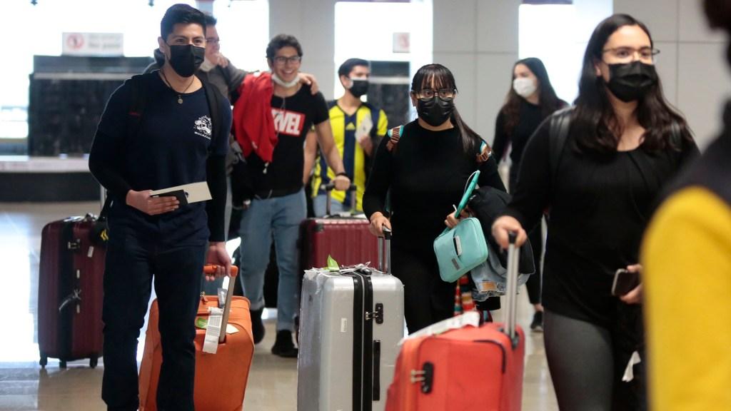 Poco probable que estudiantes que regresaron a México desde China contrajeran coronavirus - estudiante de guanajuato china coronavirus