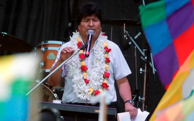 Abren proceso penal contra Evo Morales por presunto fraude electoral - Expresidente de Bolivia, Evo Morales