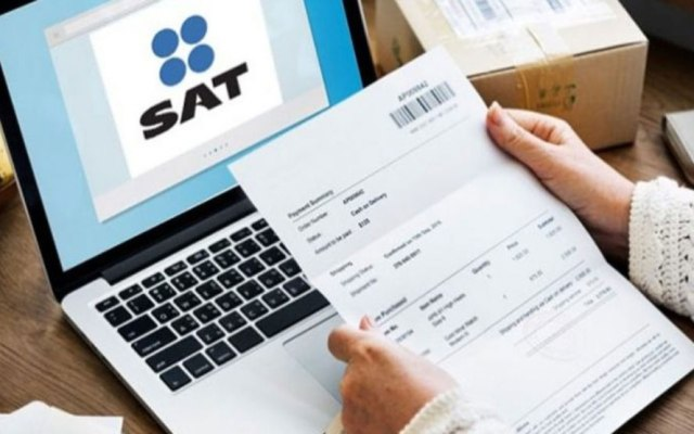 Detectan 977 empresas relacionadas con defraudación fiscal - Foto ilustrativa de factura falsa. Foto de Archivo LDD.