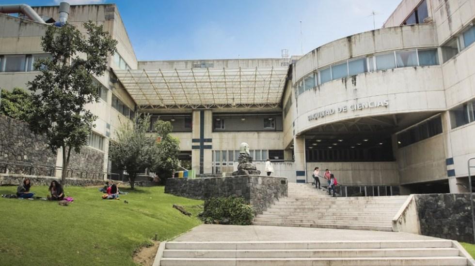 Liberan la Facultad de Ciencias de la UNAM - Facultad de Ciencias de la UNAM. Foto de Google Maps / Fernando Celis Ortega