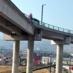 Feminicida confeso intenta suicidarse en puente del Estado de México