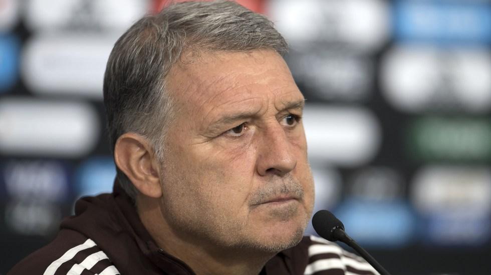 """Aún hay supremacía de clubes mexicanos sobre MLS, dice """"Tata"""" Martino - Gerardo Martino. Foto de Mexsport."""