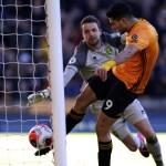 #Video Raúl Jiménez marca ante el Norwich City