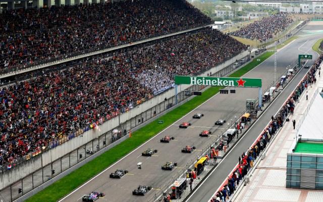 Posponen Gran Premio de China de Fórmula 1 por brote de Covid-19 - Foto de F1