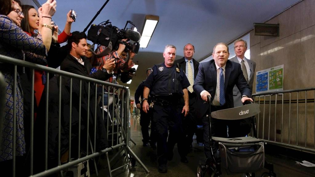 Harvey Weinstein, de poderoso productor en Hollywood a criminal sexual convicto - Harvey Weinstein Estados Unidos cine 2
