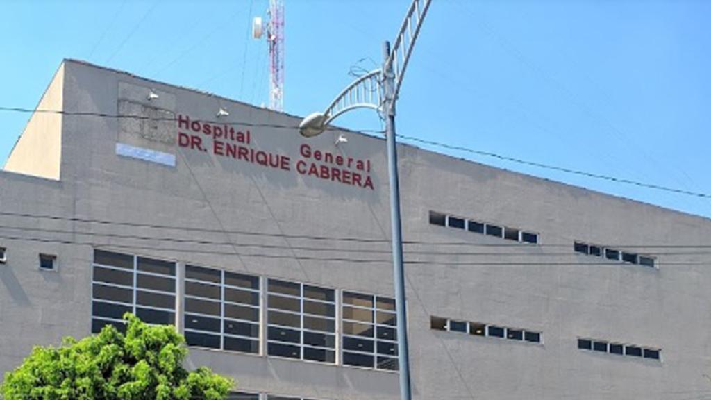 Niegan cierre de hospital en CDMX por supuesto paciente con coronavirus - Hospital General Dr. Enrique Cabrera. Foto de Google Maps / Mr. J