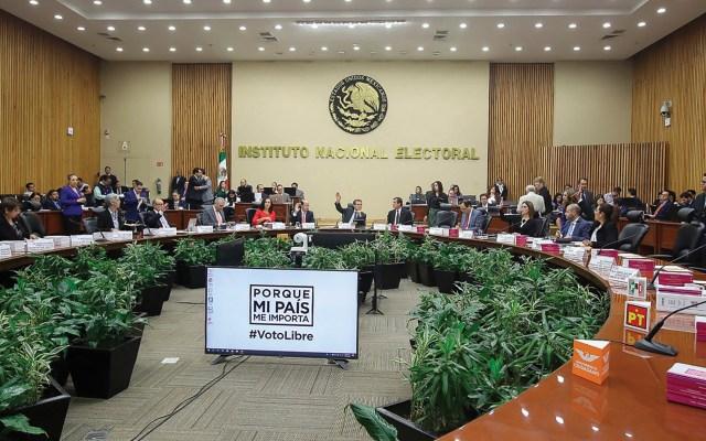 CNDH sí entregó propuestas para Comité Técnico del INE - Foto de Notimex
