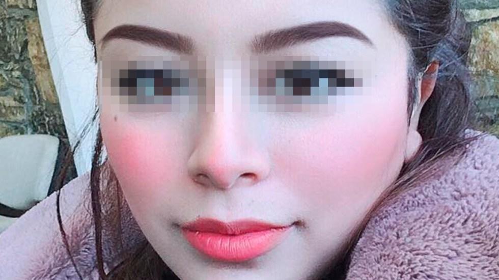 Feminicidio de Ingrid Escamilla conmociona a México - Ingrid Escamilla tenía 25 años de edad. Foto de Instagram