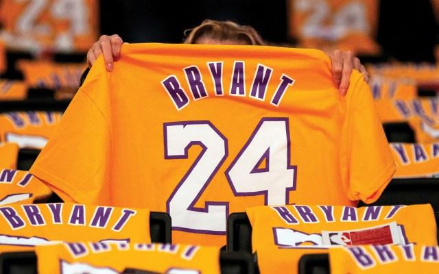 Funeral de Kobe y Gianna Bryant será el próximo 24 de febrero - Foto de EFE