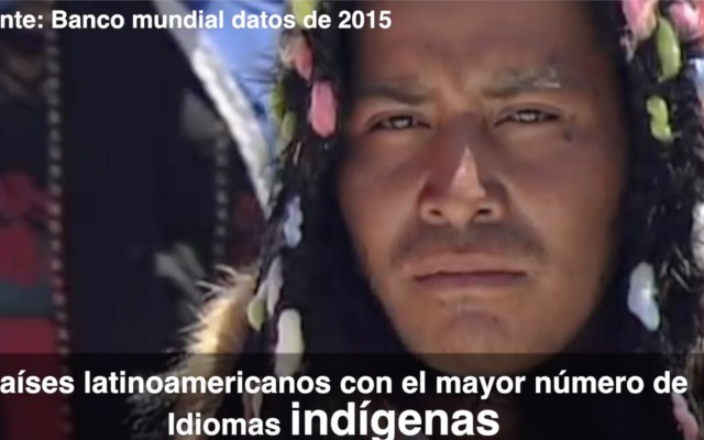 Los países latinoamericanos con el mayor número de lenguas indígenas