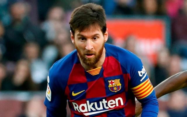 Técnico de LA Galaxy niega acercamiento con Lionel Messi - Lionel Messi Barcelona futbol
