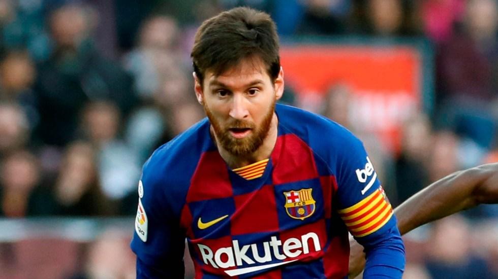 """El francés Christophe Dugarry llama """"autista"""" a Messi - Lionel Messi Barcelona futbol"""