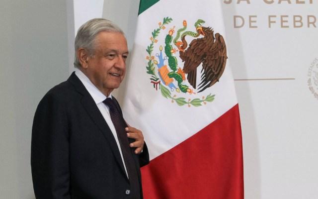 """""""Quiero ver hacia adelante"""", AMLO reitera estar en contra de juicio a expresidentes - Foto de Notimex"""