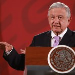 """AMLO reclama """"oportunismo"""" a quienes lo culpan de problemas en México"""