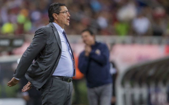 Tena admite su descontento con el desempeño de Chivas - Foto de Mexsport